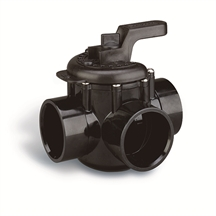 "Picture of Pentair Diverter Valve 3-Way 1 1/2"" – 2"" Slip Outside"