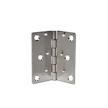 """Picture of Hinge, 3""""x 3"""" , S.S. (Sold Each)"""