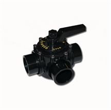 "Picture of 1 ½""- 2""  3 Port Valve (UPVC) Socket"