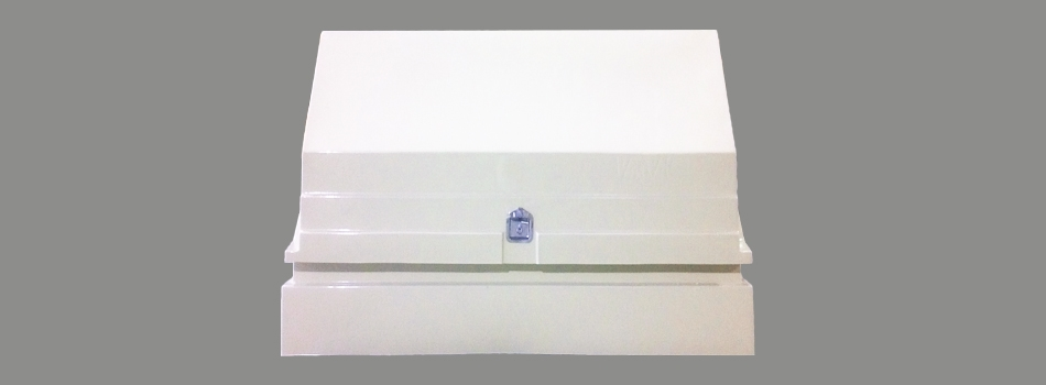 """Picture of Old Style """"00"""" Series Cabinet Replacement Lids"""