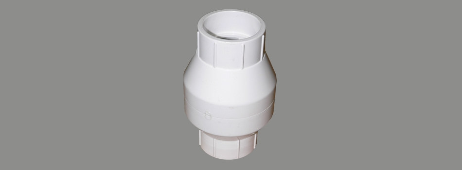 Picture of Spring Check Valves PVC