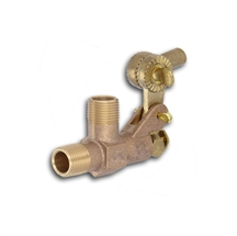 "Picture of 1/2"" Float Valve - only"